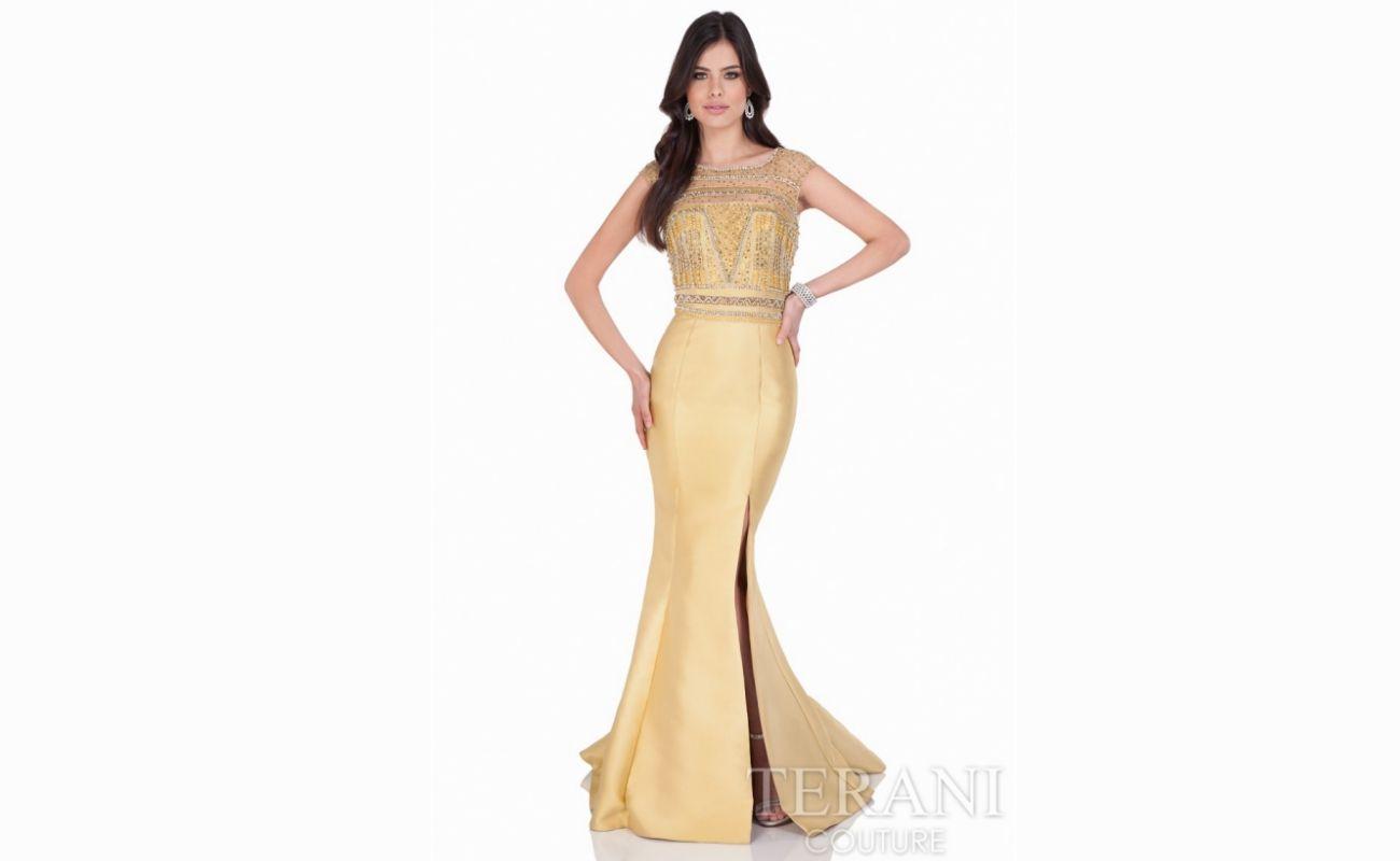 vestido de fiesta terani vigsel store