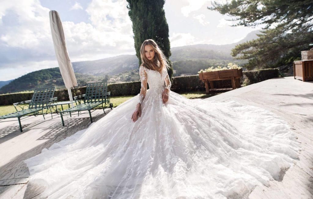 deleite colleción vigsel store vestidos de novia