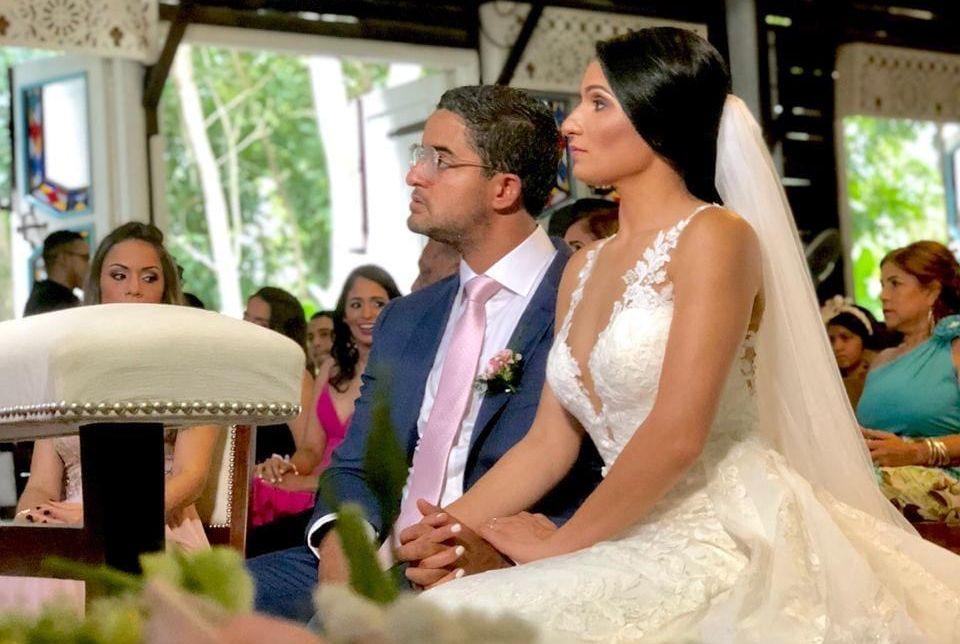 Vestidos de Novia Vigsel - Leydiana & Jonathan - Republica dominicana