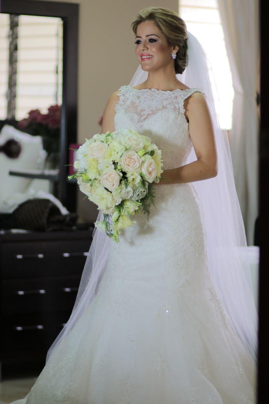 Vestidos de novia en alquiler en santo domingo